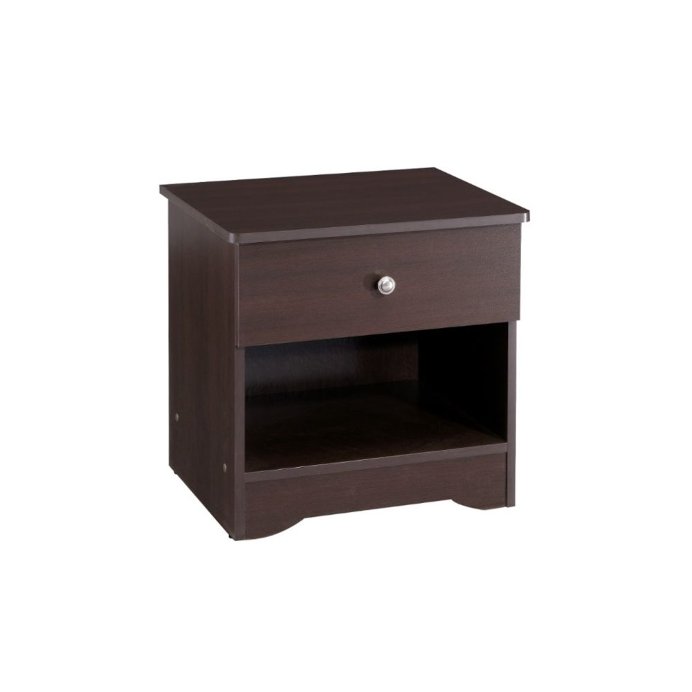 nexera table de nuit pocono de nexera home depot canada. Black Bedroom Furniture Sets. Home Design Ideas