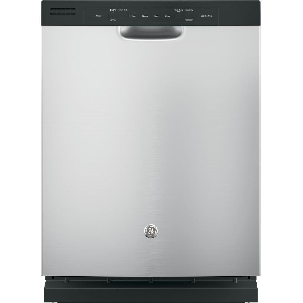 Built-In Tall Tub Dishwasher in Stainless Steel