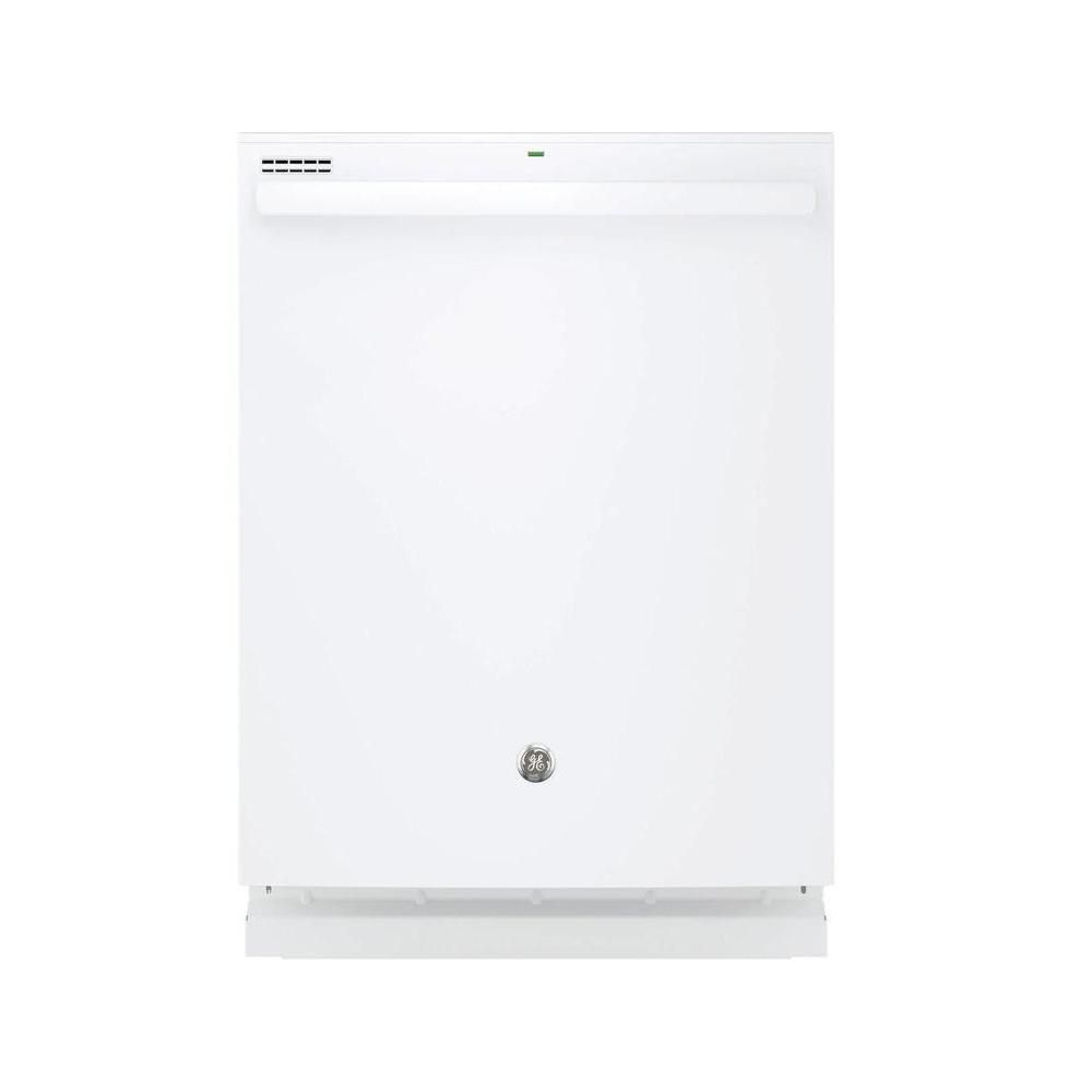 Home Depot Portable Dishwashers : Ge inch portable dishwasher in white the home depot