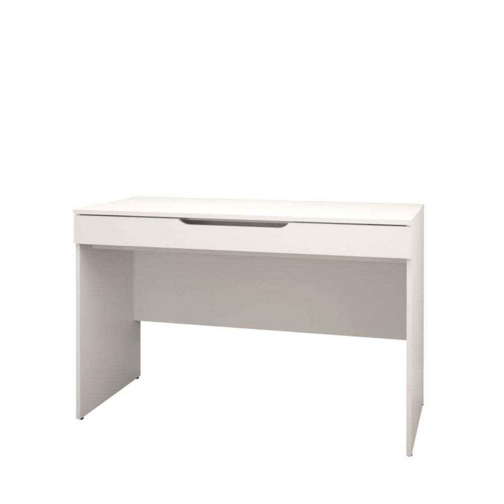 Arobas Desk with Pull-Out Storage Shelf from Nexera