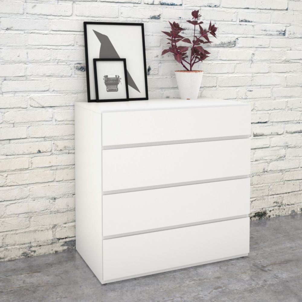 Blvd 4-Drawer Chest from Nexera