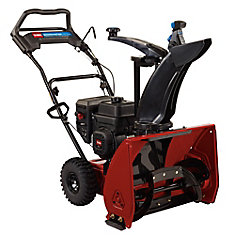 SnowMaster 724 ZXR 212cc OHV 24 inch Single-Stage Snow Blower