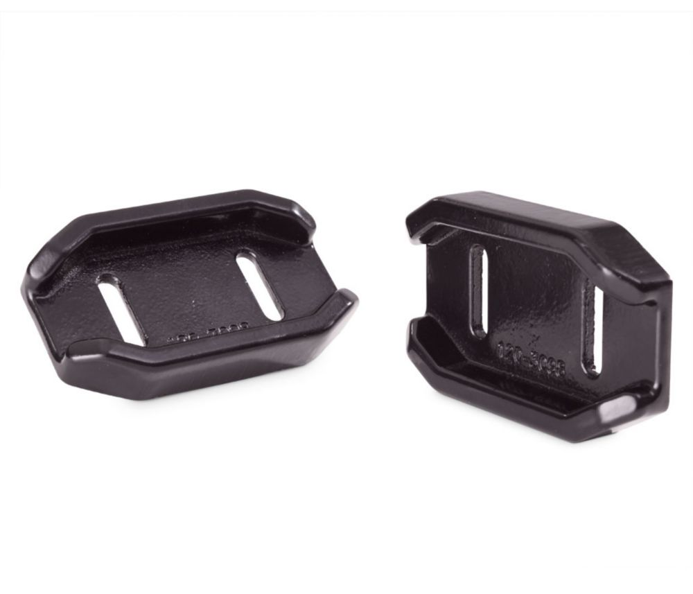 Heavy Duty Cast Iron Skid Shoes for Toro Power Max and HD Snowblowers Model Years 2013 and Newer