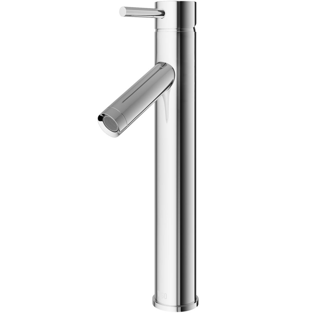 Dior Bathroom Vessel Faucet in Chrome