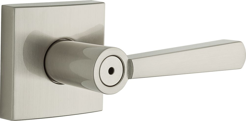Vandagriff Satin Nickel Privacy Lever