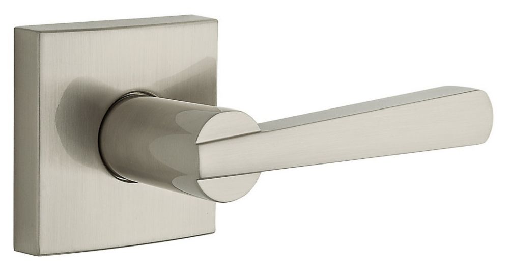 Vandagriff Satin Nickel Passage Lever