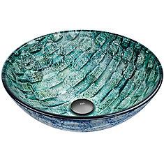 Oceania Glass Vessel Sink