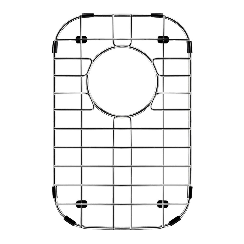 Chrome Kitchen Sink Grid 9 Inch by 14 Inch