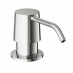 Kitchen Soap Dispenser with Stainless Steel Finish