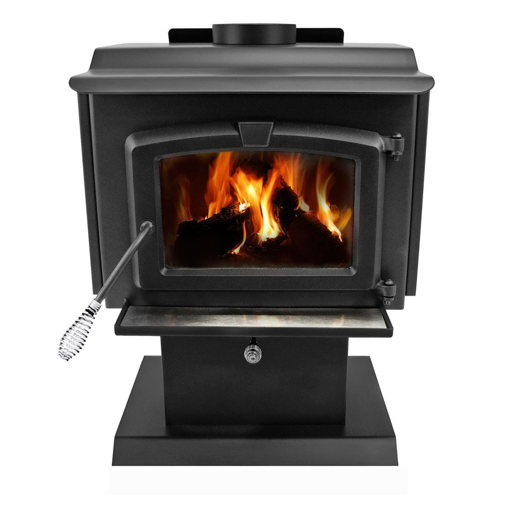 HWS-224172MH 1,200 Sq. Ft. Small Mobile Home Stove