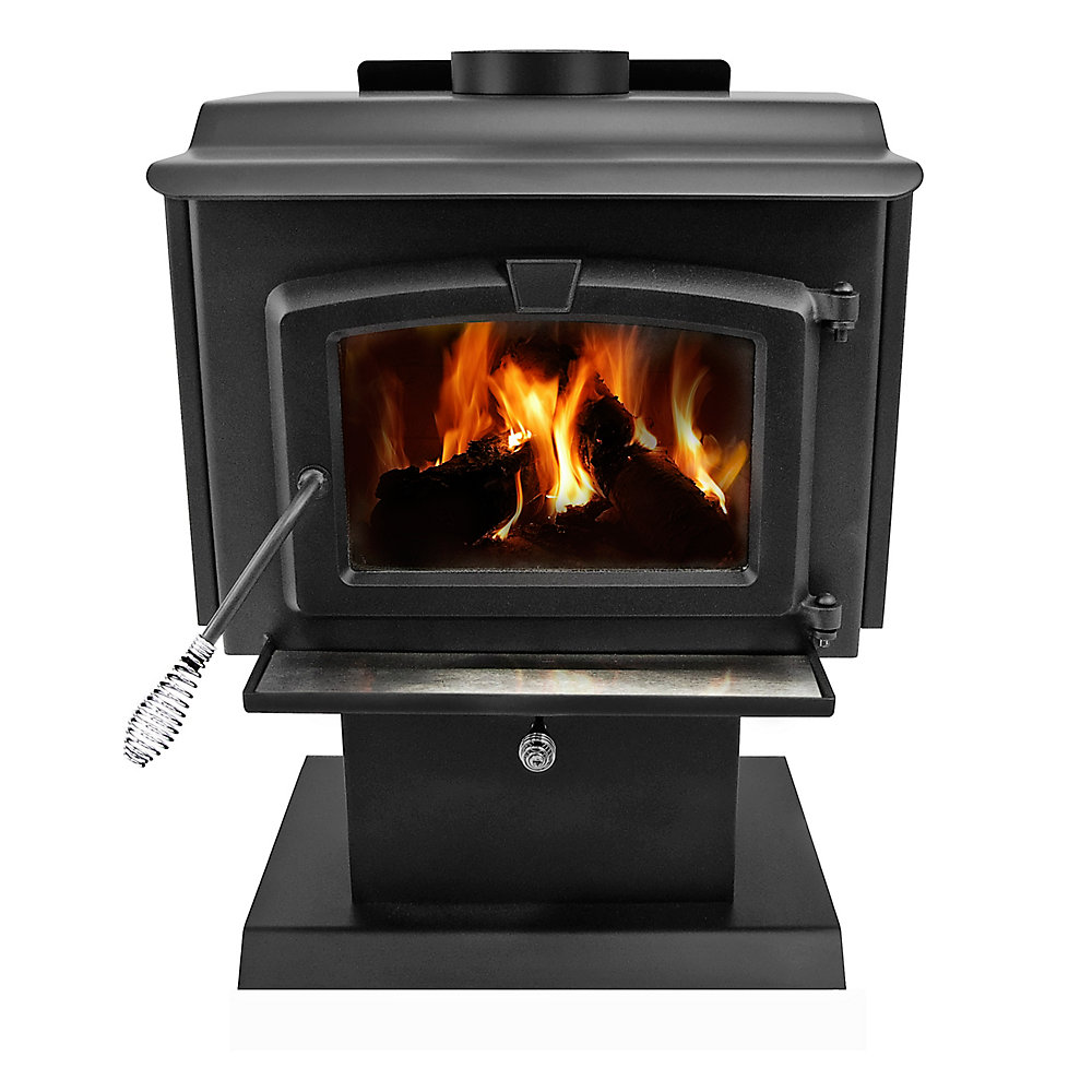 Pleasant Hearth 1 200 Sq Ft Epa Certified Wood Burning