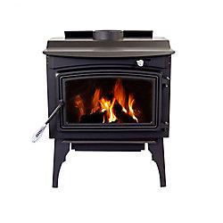Pleasant Hearth WS-2720 1,800 Sq. Ft. Medium Wood Burning Stove