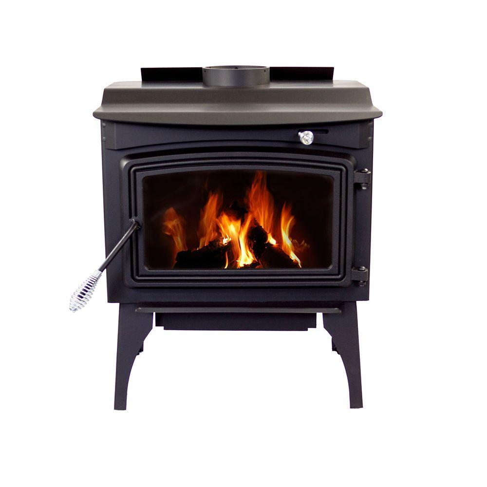 WS-2720 1,800 Sq. Ft. Medium Wood Burning Stove