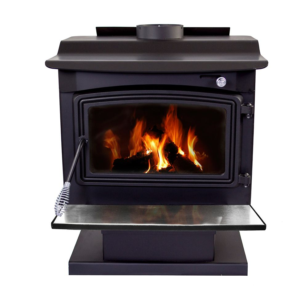 Pleasant Hearth  Grand poêle à bois WS-3029 2200  pi2