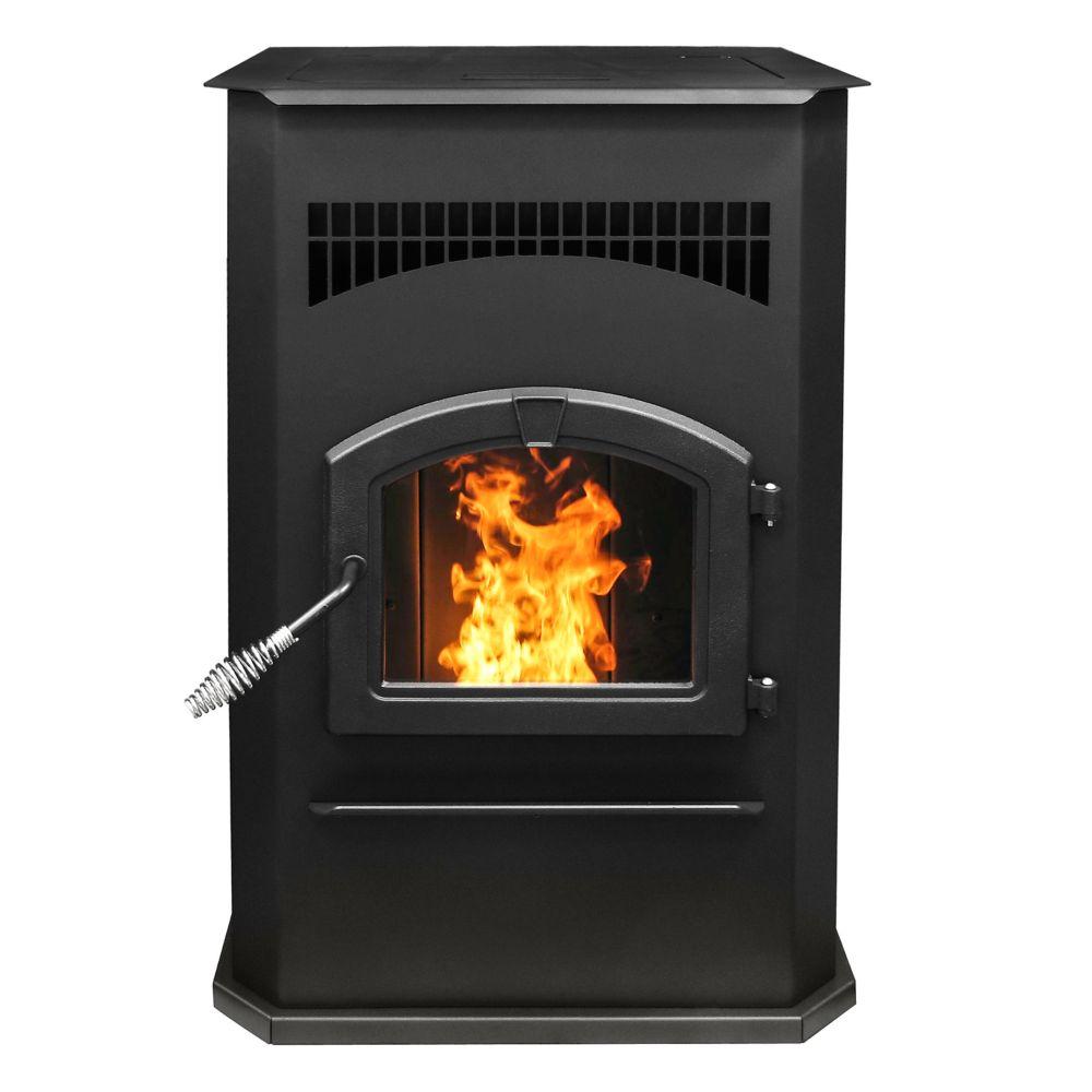 Pleasant hearth ph cabps btu cabinet pellet stove