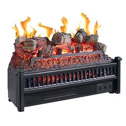 Pleasant Hearth 23-inch Electric Log Set with Heater