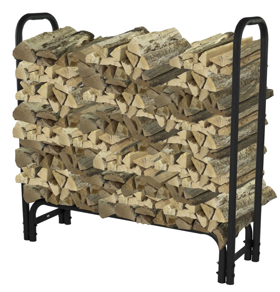 4ft Log Rack