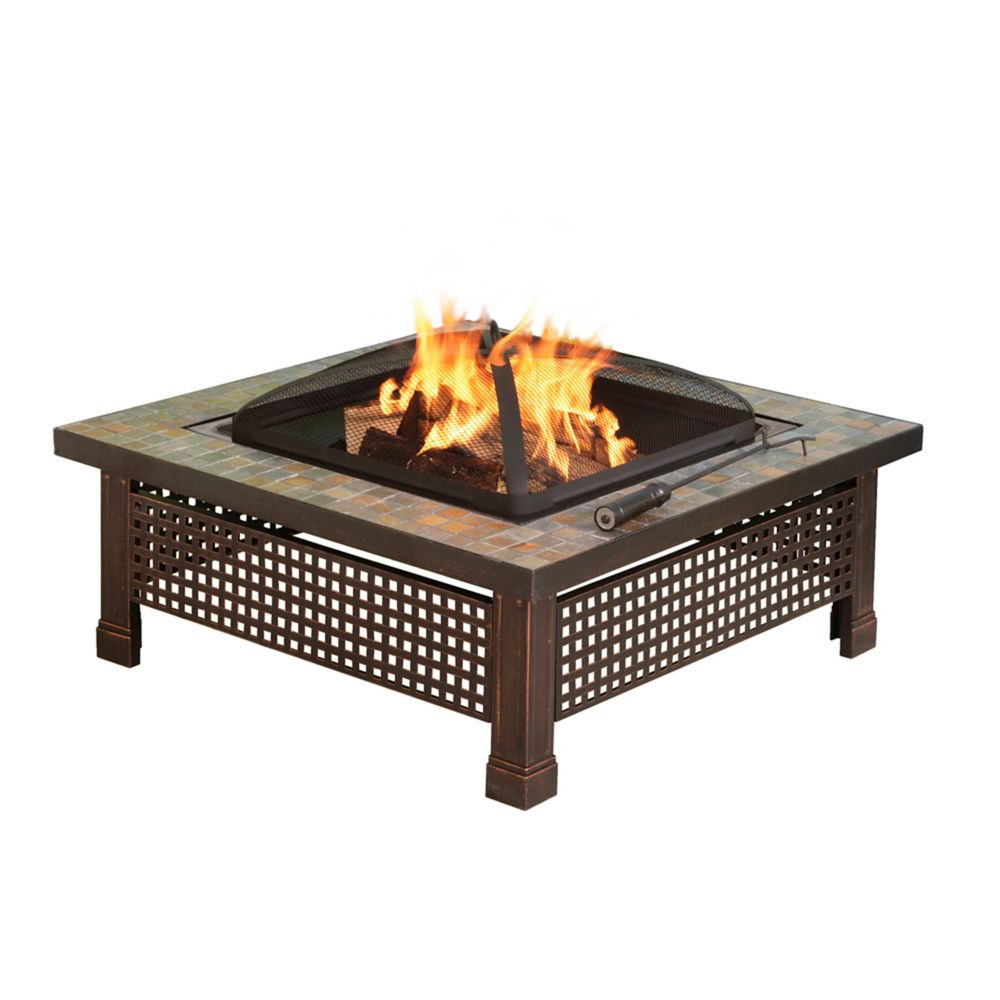 Outdoor Fire Pits The Home Depot Canada