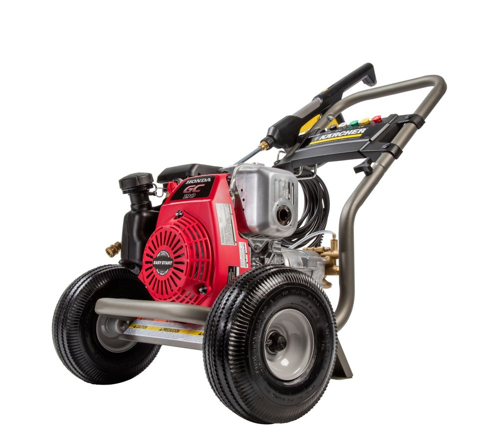 Gas Pressure Washer 3200PSI