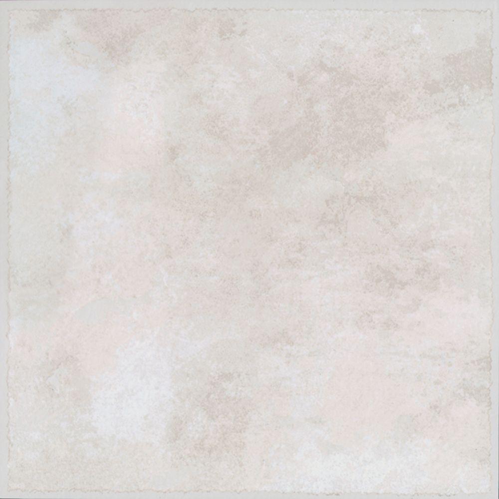 12-inch x 12-inch Vinyl Tile Flooring in Bedford Grey (45 sq. ft./case)