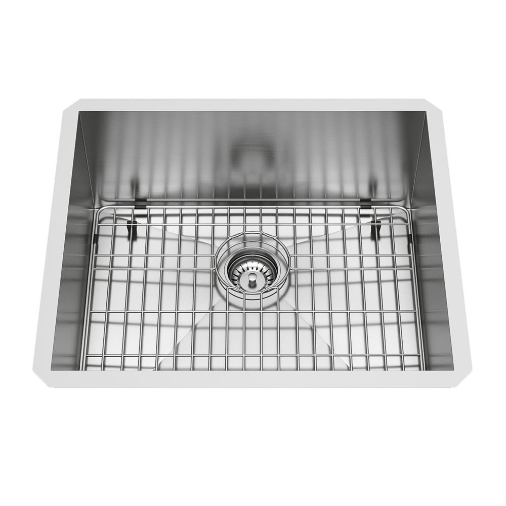 Vigo Stainless Steel Undermount Single Bowl Kitchen Sink