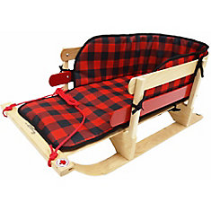 Grizzly XL Solid Wood Sleigh