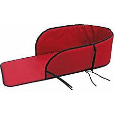 Coussinet TG rouge pour traîneau