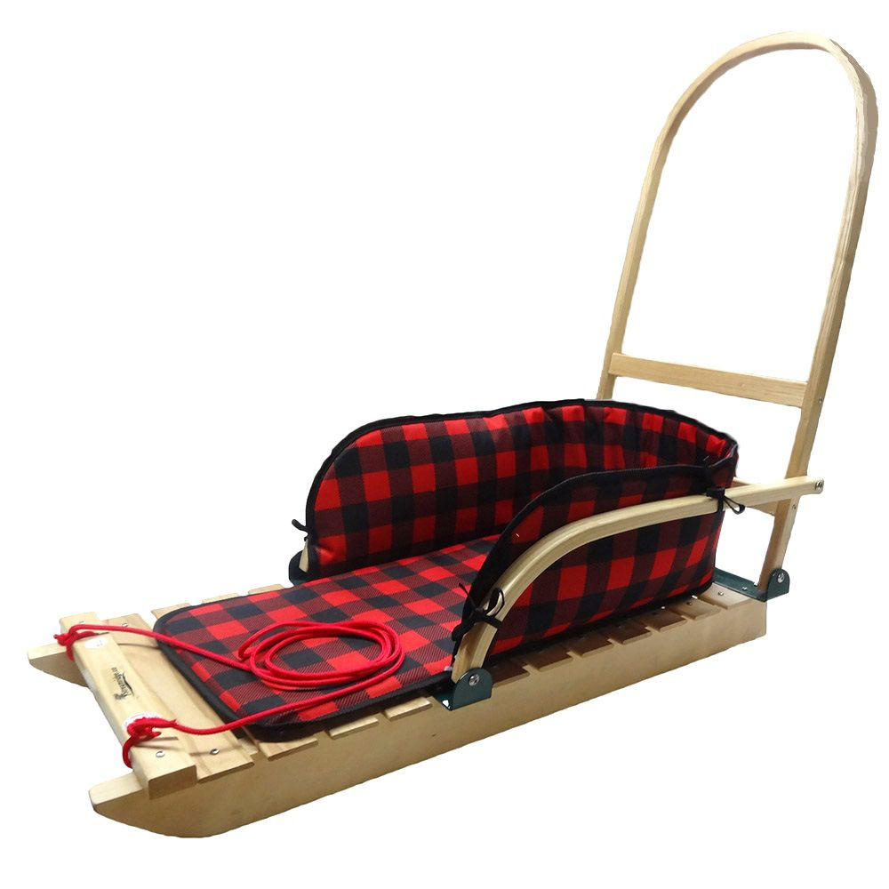 Grizzly Heritage Sleigh