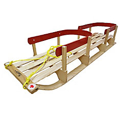 Traditional Double Up Sleigh