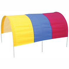 Full Rainbow Coloured Wagon Canopy