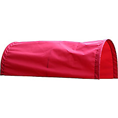 Full Red Wagon Canopy