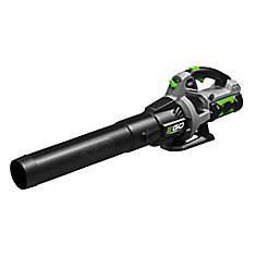 110 MPH 530 CFM 56V Li-Ion Cordless Variable-Speed Turbo Electric Blower - 2.5Ah Battery and Charger included