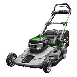 EGO 21-inch 56V Li-Ion Cordless Push Mower Kit - 5.0Ah Battery and Charger Included