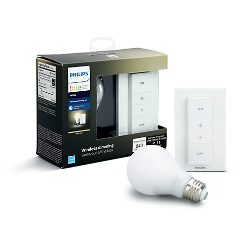 Hue Wireless Dimming Kit - ENERGY STAR®