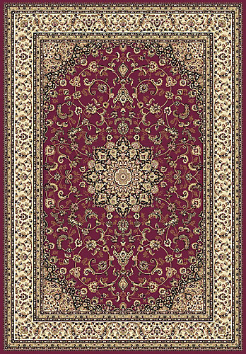 11 7 Inch Indoor Traditional Rectangular Area Rug
