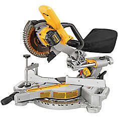 20V Max 7.25-inch Cordless Sliding Compound Miter Saw (Tool Only)