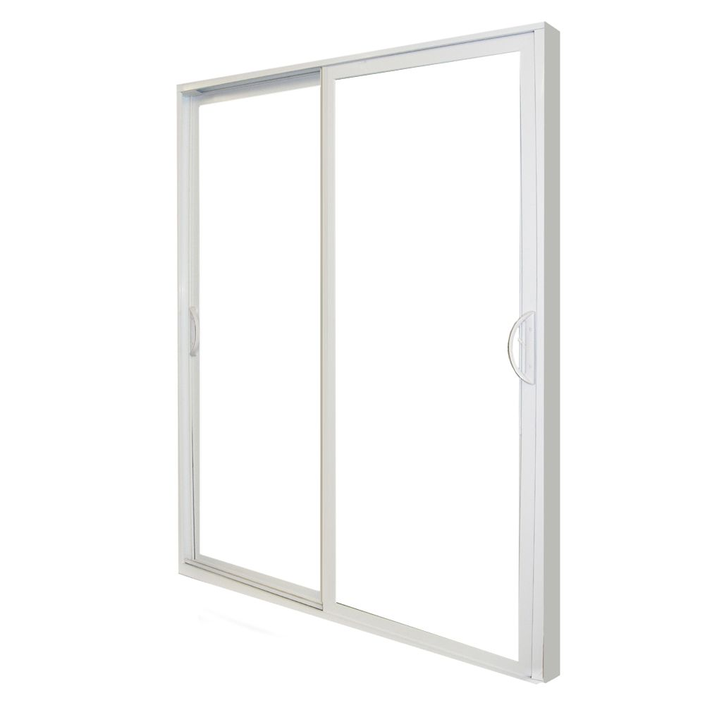 Stanley doors inch x inch clear lowe painted for 10 ft sliding patio doors