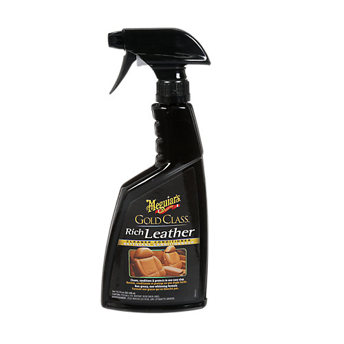 Gold Class Rich Leather Cleaner & Conditioner, G10916C, 15.2 fl. oz. (450 ml)