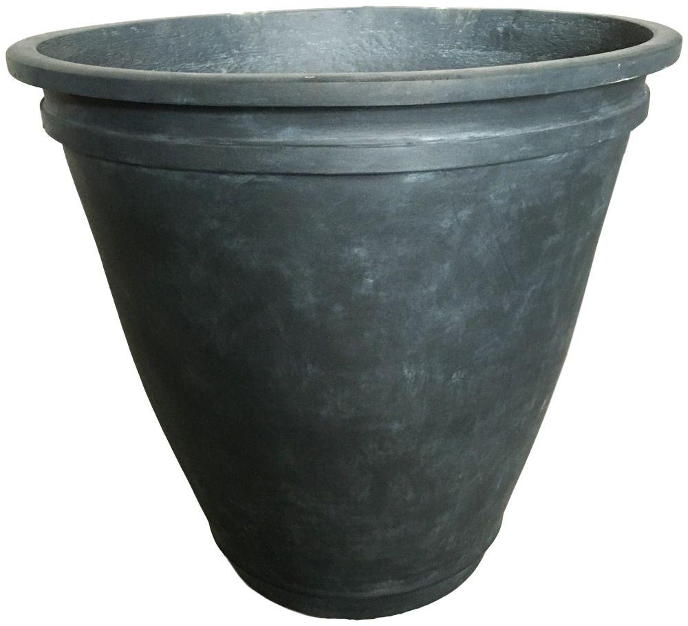 Planteur vénitien 44 cm � ardoise