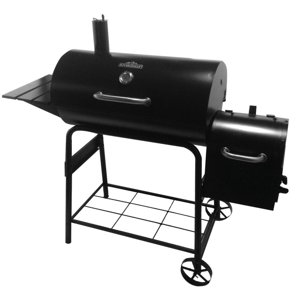 39a2707cc0b Cattleman 29-inch BBQ   Smoker Photo of product