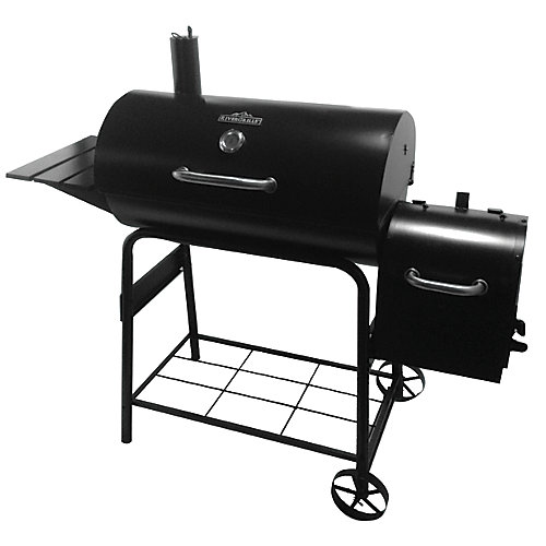Cattleman 29-inch BBQ & Smoker