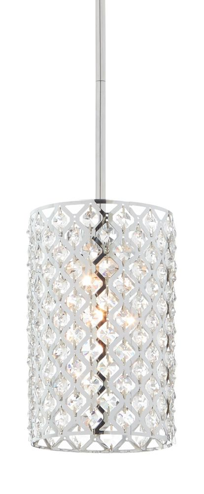 HDC Cystal Jeweled Mini Pendant