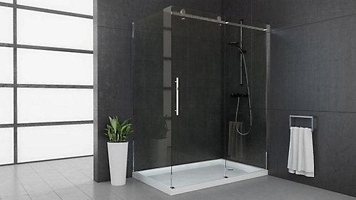 frameless doors door essence sliding shower