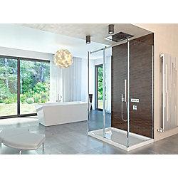 Mirolin Carrera 5 ft. 6-inch Freestanding Bathtub in White