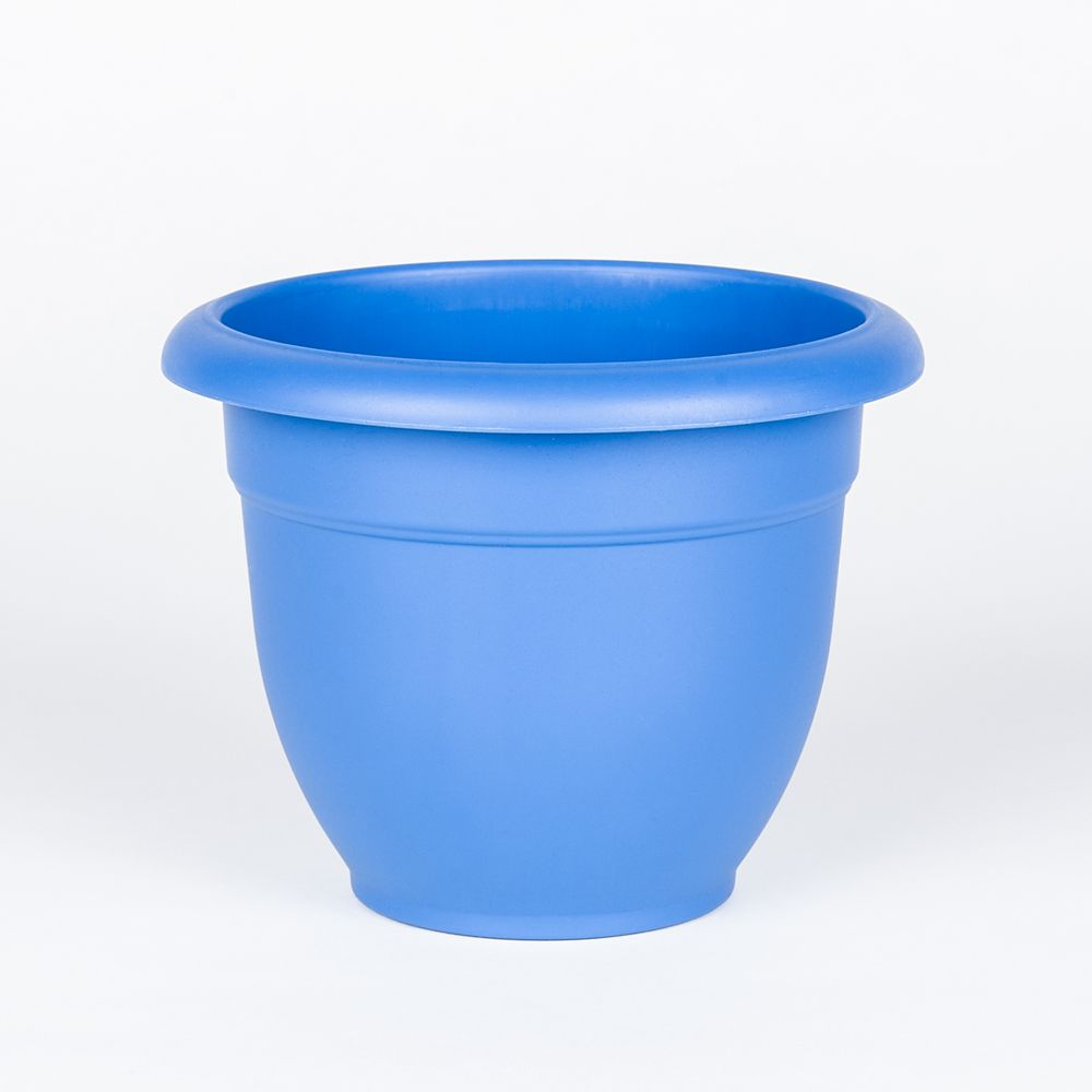 6 Inch Bell Pot Teal