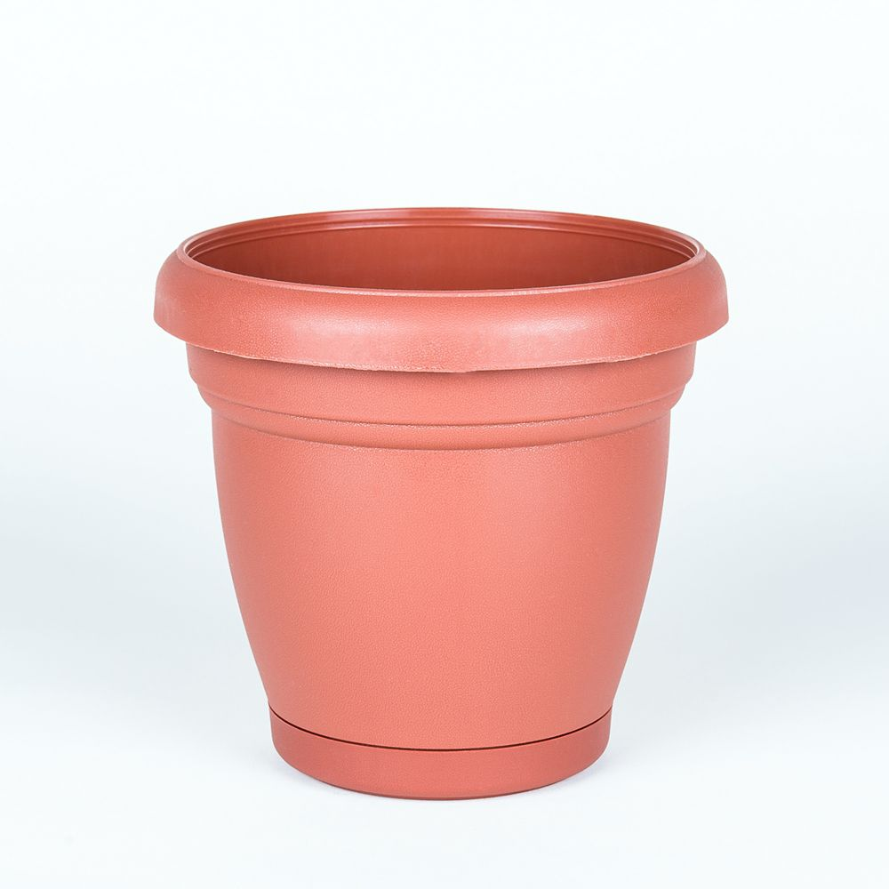 12 Inch Heritage Planter Spice
