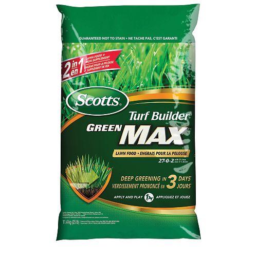Scotts Turf Builder Green Max Lawn Food, 700m