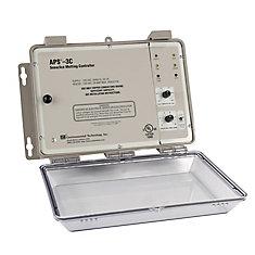 Thermostat contrôle de fonte de neige manuel, 120V