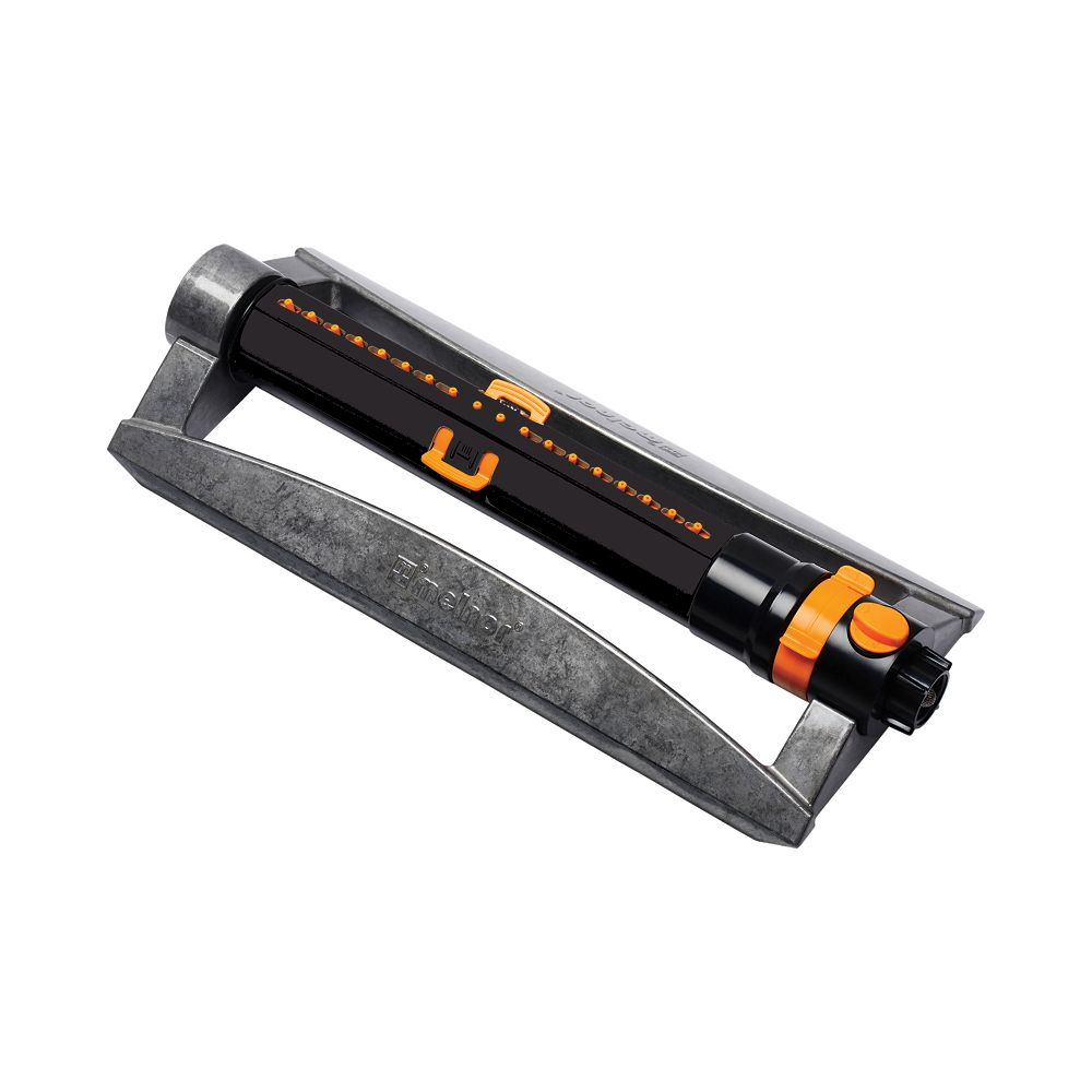 Premium Metal Turbo Oscillating Sprinkler