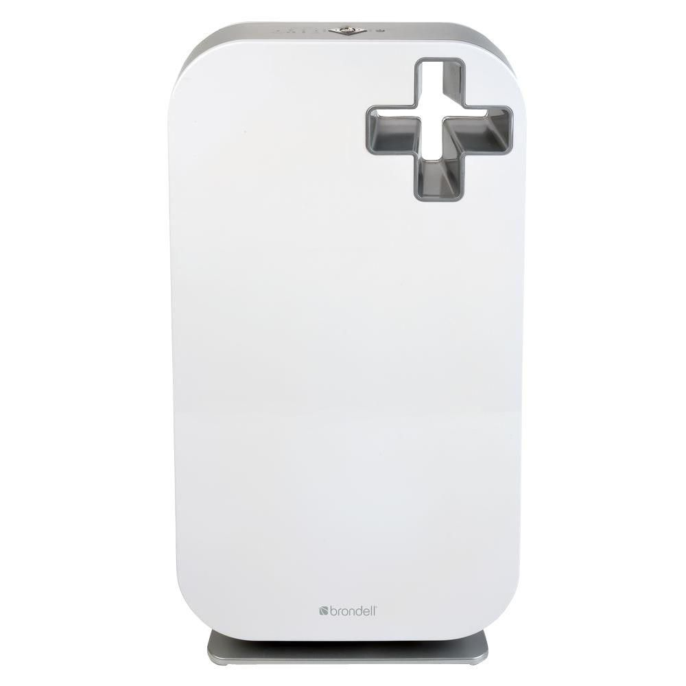O2+ Source Air Purifier in White